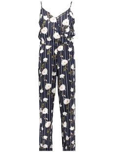 vmsimply easy strap jumpsuit 10211519 vero moda jumpsuit night sky/tuva