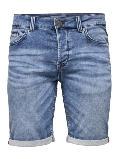 Only & Sons Korte broek onsPLY SW BLUE SHORTS PK 2019 NOOS 22012019 Blue Denim