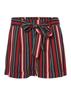 nmmelissa shorts 2 27006194 noisy may korte broek mandarin red/ snow white