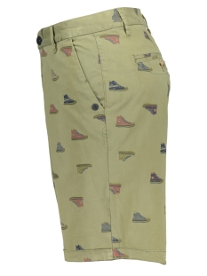 bermuda 1901-7103-m-2 twinlife korte broek 5301 dark khaki