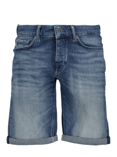 Cast Iron Korte broek DENIM SHORT CSH192202 SSN