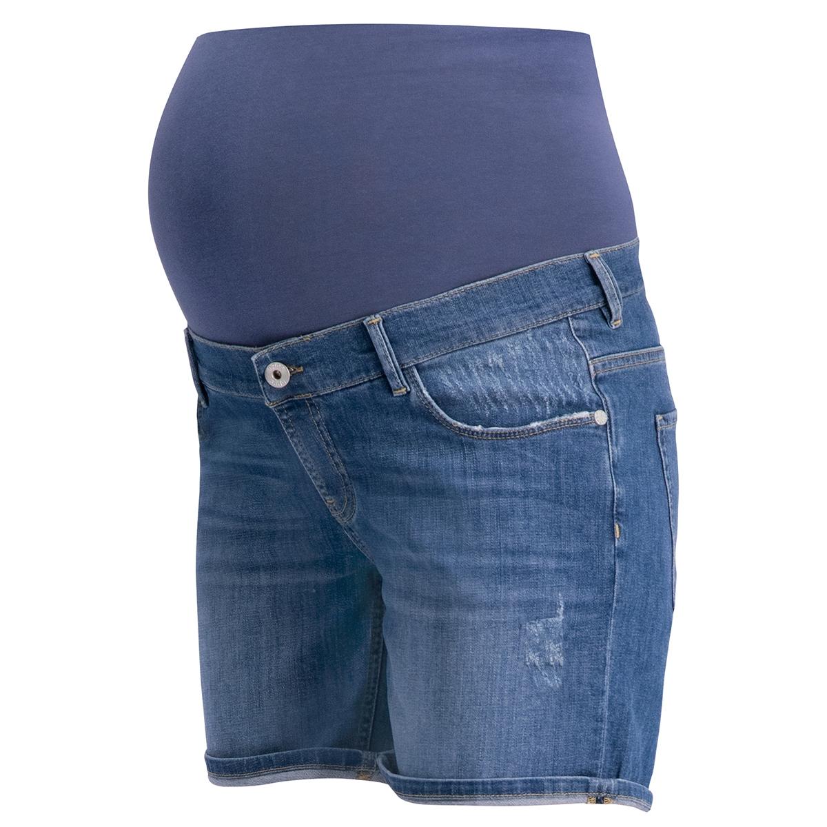 short denim otb pasha 90303 noppies positie broek vintage blue