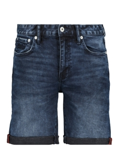 Superdry Korte broek TYLER SLIM SHORT M71002WT COLLIER DARK INK