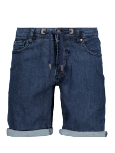 Haze & Finn Korte broek SHORT JOGG DENIM STEVE MU 11 0512 MEDIUM WASH