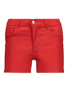 Only Korte broek ONLRAIN COLOR REG NEW PUSH UP SHORT 15173257 High Risk Red