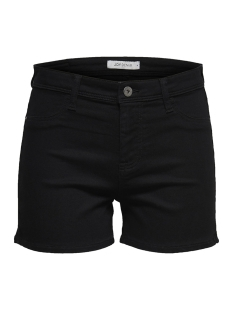 Jacqueline de Yong Korte broek JDYELLA SHORTS BOX DNM 15177515 Black Denim