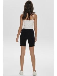 onlrain mid long shorts black cry60 15176847 only korte broek black
