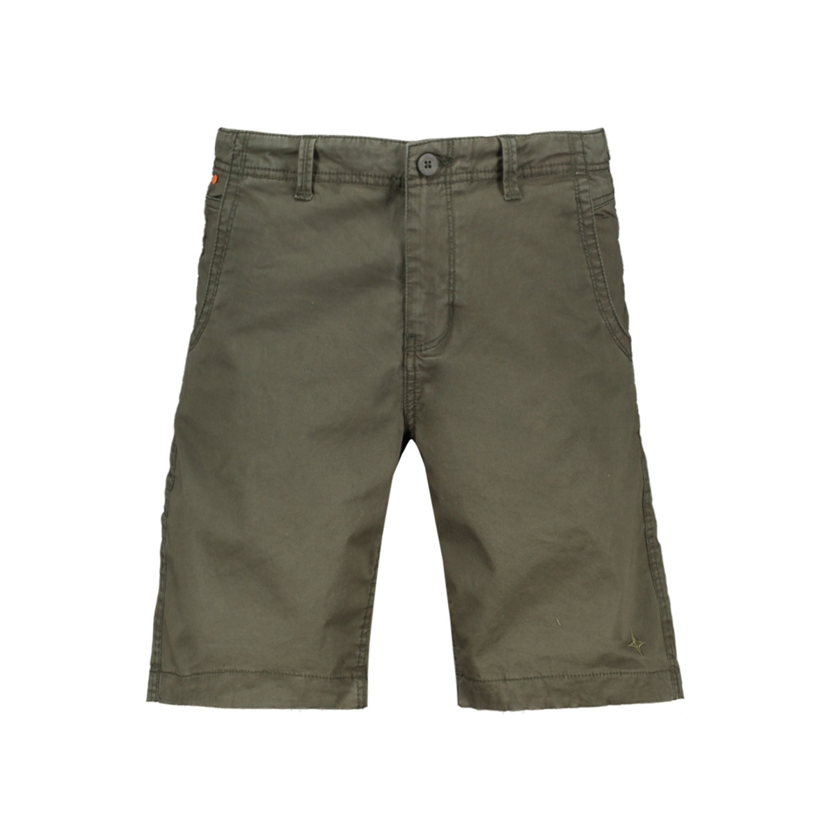 short casual mc11 0512 haze & finn korte broek khaki