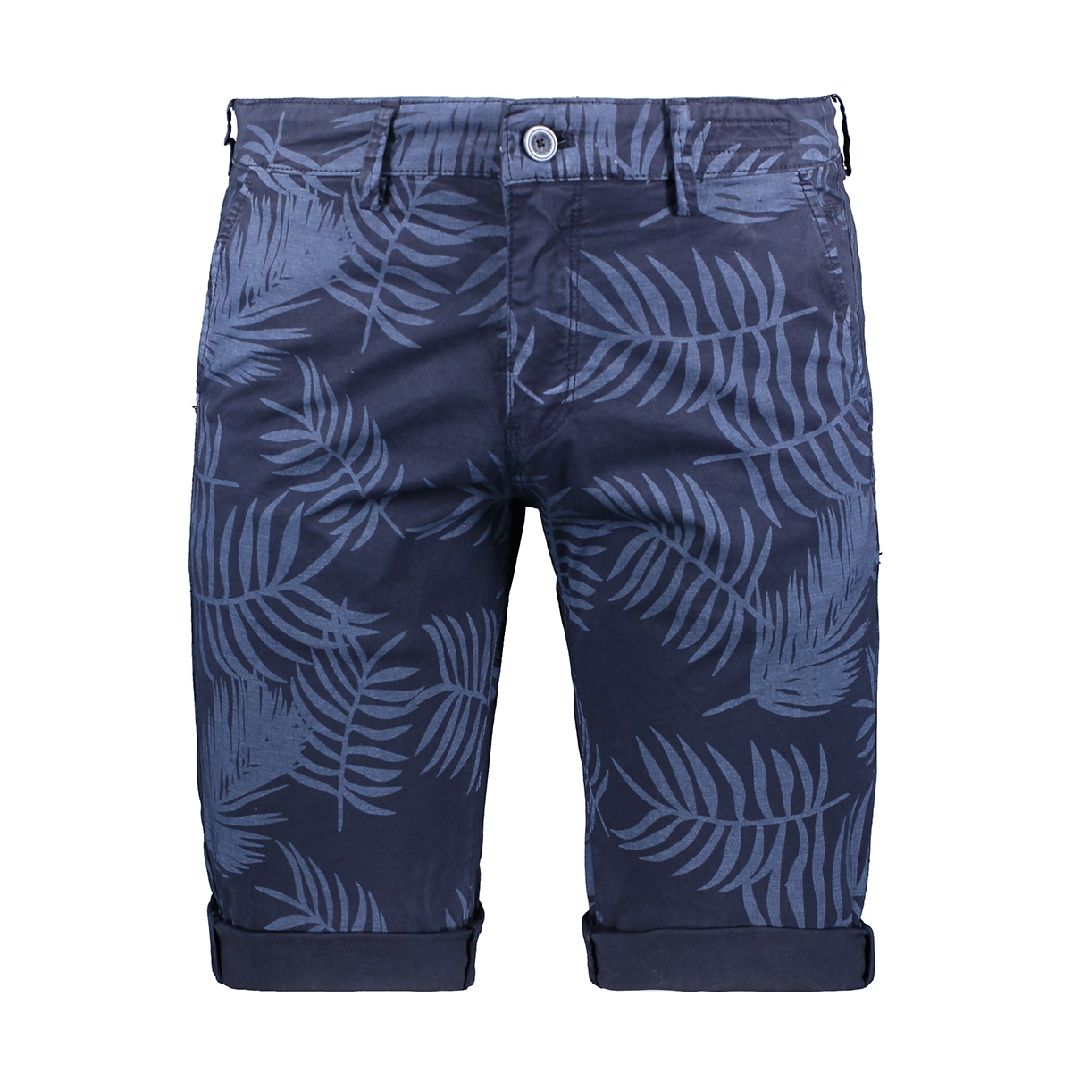 colour pant short 82583 gabbiano korte broek navy