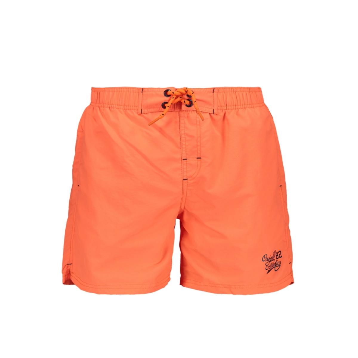 sassari 4305532 cars korte broek neon orange