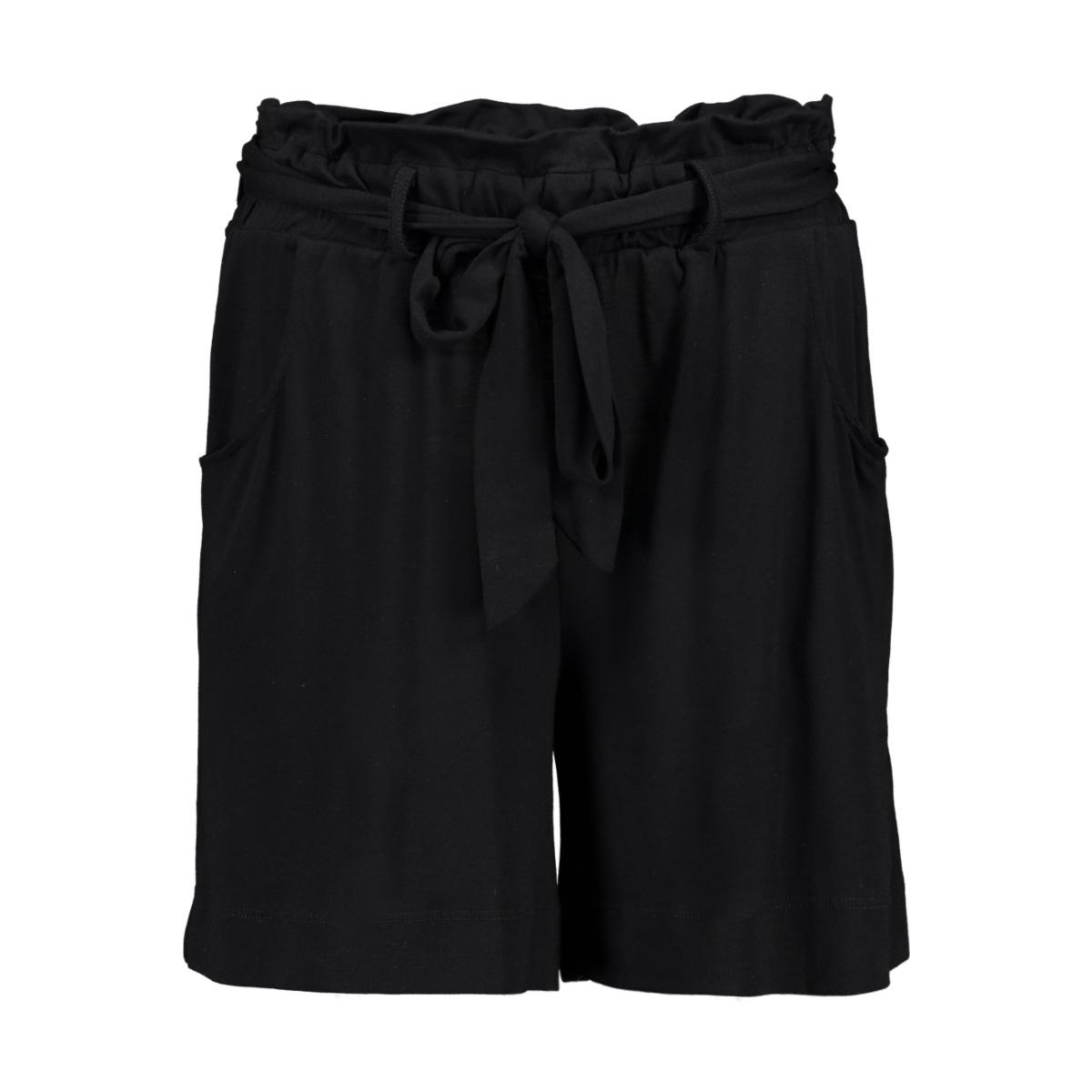 objsimona shorts 103 23029532 object korte broek black/solid
