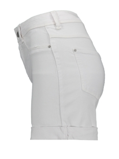 jdyanica turn up short pnt 15168011 jacqueline de yong korte broek white