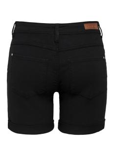 jdyanica turn up short pnt 15168011 jacqueline de yong korte broek black