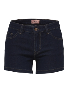 Only Korte broek ONLCARMEN REG DNM SHORTS BB MAH113 15176792 Dark Blue Denim