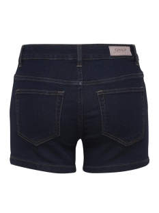 onlcarmen reg dnm shorts bb mah113 15176792 only korte broek dark blue denim