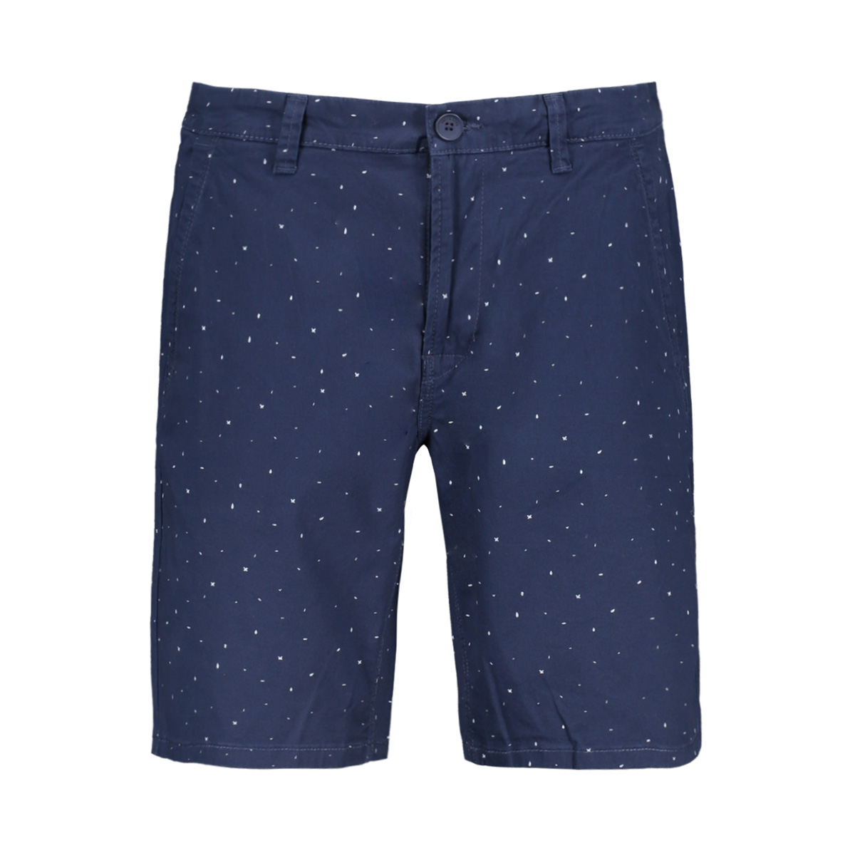 onsholm chino shorts aop pk 2468 22012468 only & sons korte broek dress blues