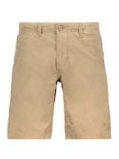 Haze & Finn Korte broek SHORT CASUAL MC11 0512 WALNUT