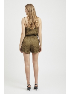 vibaliva shorts 14051555 vila korte broek dark olive