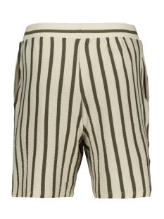 pcbora mw shorts pb 17094171 pieces korte broek almond milk/olive night