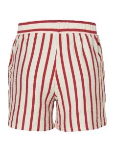 pcbora mw shorts pb 17094171 pieces korte broek almond milk/aura orange