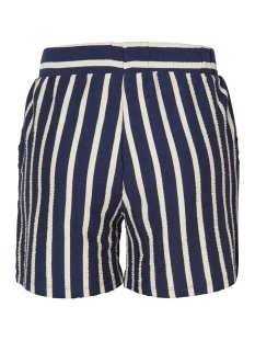 pcbora mw shorts pb 17094171 pieces korte broek maritime blue/almond milk