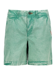 Superdry Korte broek NUE WAVE WASH SHORT M71001TQ NUE WAVE GREEN