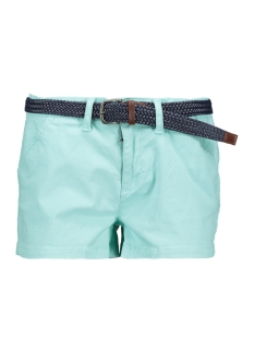 Superdry Korte broek INTERNATIONAL HOT SHORT G71001TQF2 MIAMI AQUA