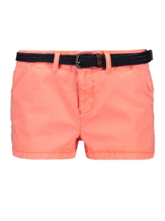Superdry Korte broek INTERNATIONAL HOT SHORT G71001TQF2 FLURO MIAMI CORAL
