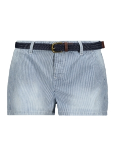 Superdry Korte broek ALMALFI HOT SHORT G71000PQ INDIGO STRIPES