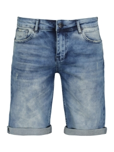Gabbiano Korte broek FLORENCE SHORT JEANS BLEACHED BLUE