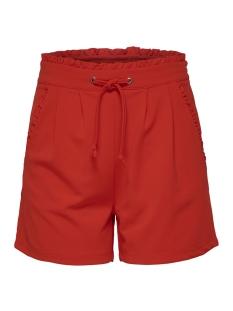 jdycatia shorts jrs noos 15152797 jacqueline de yong korte broek fiery red