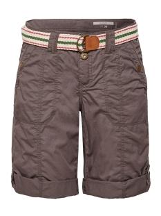 play short met riem 039cc1c001 edc korte broek c350 khaki green