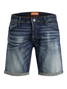 Jack & Jones Korte broek JJIRICK JJFOX SHORTS JJ 154 50SPS S 12152605 Blue Denim