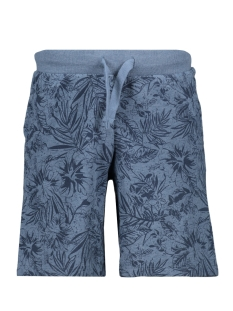Produkt Korte broek PKTGMS BAY AOP SWEAT SHORTS 12153921 Stone Blue