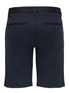 onsmark shorts gw 3786 noos 22013786 only & sons korte broek dark navy