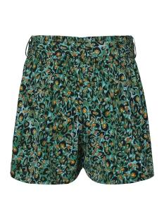 vmdiggy h w belt shorts exp 10219554 vero moda korte broek scuba blue/diggy
