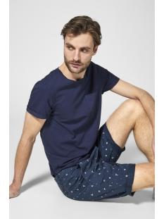 pktakm oscar 4 pocket shorts aop 12153000 produkt korte broek dark denim