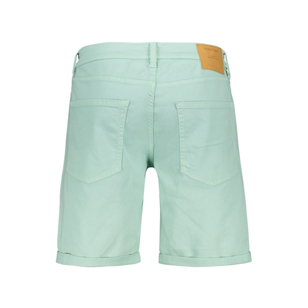 jjirick jjoriginal shorts akm 655 12150749 jack & jones korte broek lichen