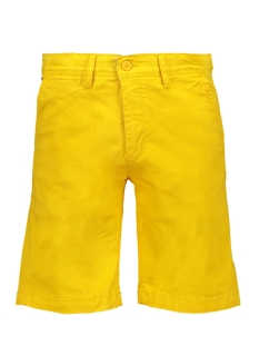 Haze & Finn Korte broek SHORT CLASSIC MC11 0513 GOLDEN ROD