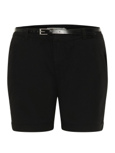 Vero Moda Korte broek VMFLASH MR CHINO SHORTS NOOS 10210346 Black