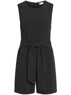 Vila Jumpsuit VINATHALIA S/L BELT PLAYSUIT-FAV NX 14052812 Black
