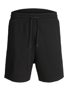 jjiclean jjsweat shorts  nb sts 12151564 jack & jones korte broek black