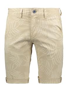 colour pant short 82583 gabbiano korte broek ecru