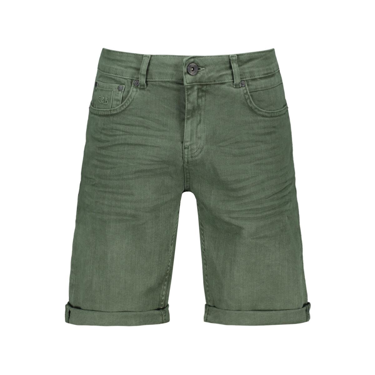 82585 colour pant short gabbiano korte broek green