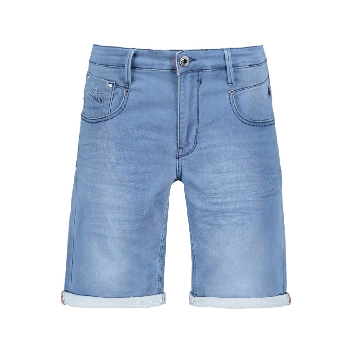 rimini short jogg jeans gabbiano korte broek bleach