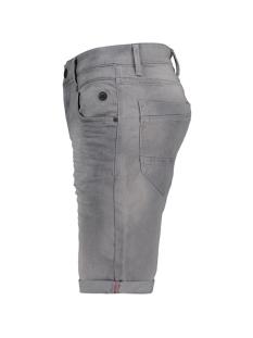 rimini short jogg jeans gabbiano korte broek grey