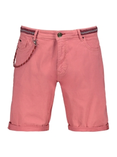 NO-EXCESS Korte broek STRETCH SHORT 908110480 065 OLD PINK