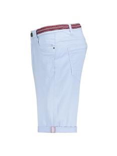 stretch short 908110480 no-excess korte broek 166 office blue