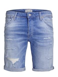 jjirick jjfox shorts jj 161 50sps 12154418 jack & jones korte broek blue denim