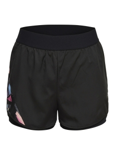 Only Play Sport short ONPPYRA AOP RUN SHORTS 15170183 Black/W. HYDRA AOP